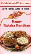 Rejoice this Raksha Bandhan in a special way with your beloved brother and enjoy